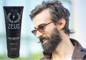 ZEUS product with essential oils.
